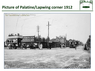 Old images of Lapwing Lane