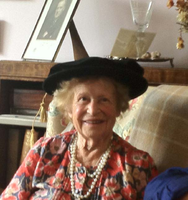 Dame Kathleen Ollerenshaw